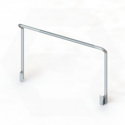 Side guardrail CRL 1000 XL 630